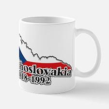 Czechoslovakia Logo (1918-1992) Mug