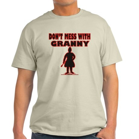 Dont Mess with Granny T-Shirt