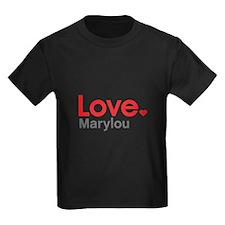 Love Marylou T-Shirt