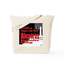 Alcatraz Summer Camp Tote Bag