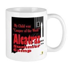 Alcatraz Summer Camp Mug