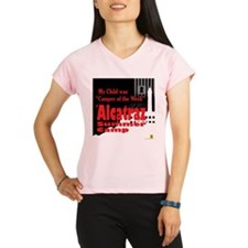 Alcatraz Summer Camp Performance Dry T-Shirt