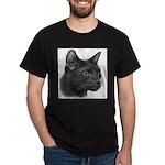 Havana Brown Cat Dark T-Shirt