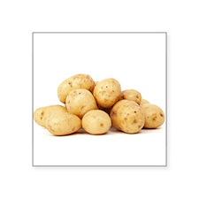 F & V - Potato Design Sticker