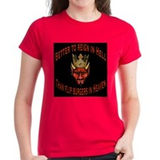 Reign In Hell Tee