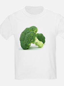 F & V - Broccoli Design T-Shirt