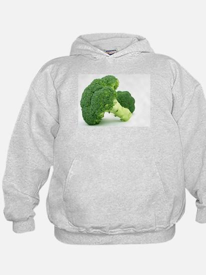F & V - Broccoli Design Hoodie