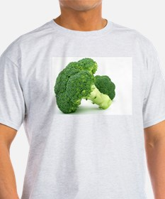 F & V - Broccoli Design T-Shirt