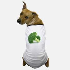 F & V - Broccoli Design Dog T-Shirt