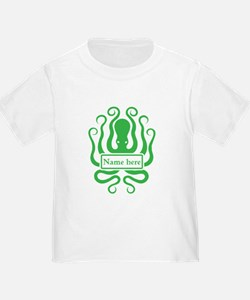 Custom Octopus Design T-Shirt