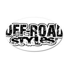 Off-Road Styles Wall Decal