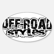 Off-Road Styles Bumper Stickers