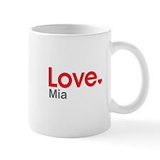 Love Mia Mug