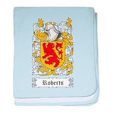 Roberts [Welsh] baby blanket