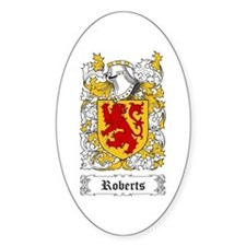 Roberts [Welsh] Decal