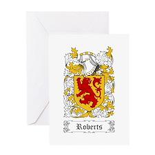 Roberts [Welsh] Greeting Card