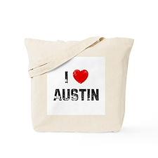 I * Austin Tote Bag
