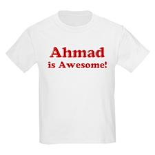 Ahmad is Awesome Kids T-Shirt