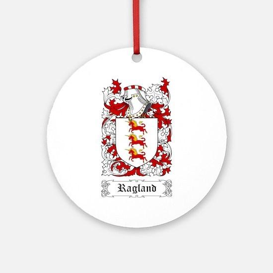 Ragland Ornament (Round)