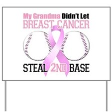 Grandma Didnt Let Breast Cancer Steal 2nd Base Yar