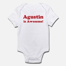 Agustin is Awesome Infant Bodysuit