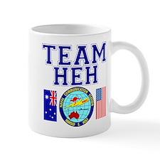 Team HEH Small Small Mug