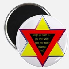"""Oy, Mama! 2.25"""" Magnet (100 pack)"""