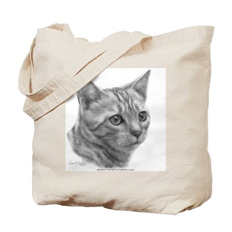 Bengal Cat Tote Bag