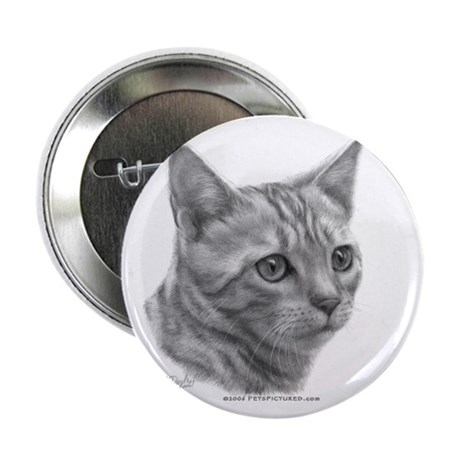 "Bengal Cat 2.25"" Button (10 pack)"