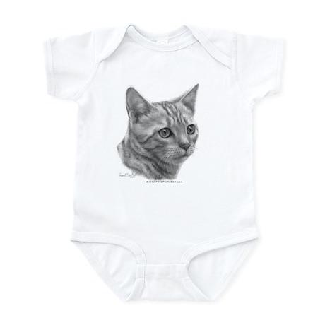 Bengal Cat Infant Bodysuit