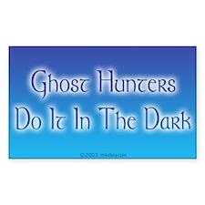 GH's Do It In The Dark Sticker (Rect.)