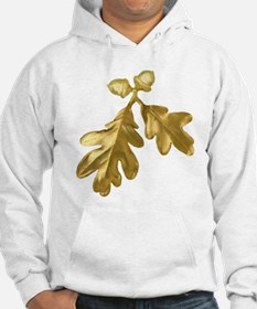 Golden Oak (leaves & acorns) Hoodie
