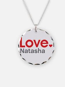 Love Natasha Necklace