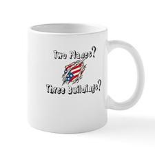 Channelingmyself 9/11 Mug
