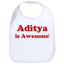 Aditya is Awesome Bib