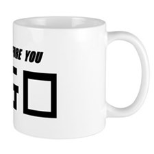 Wake Me Up Before You GO-GO - Small Mug