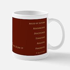 Capricorn Astrographix Mug