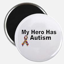 My Hero Has Autism Magnet