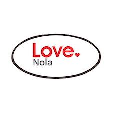 Love Nola Patches