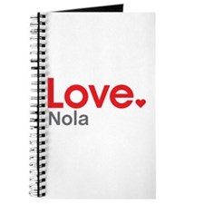 Love Nola Journal