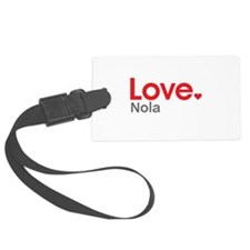 Love Nola Luggage Tag