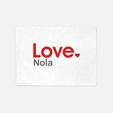 Love Nola 5'x7'Area Rug