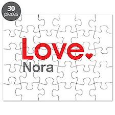 Love Nora Puzzle
