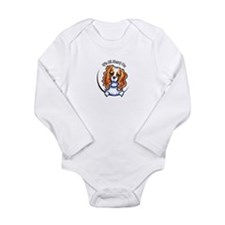CKCS Blenheim IAAM Logo Body Suit