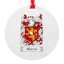 Morris Ornament