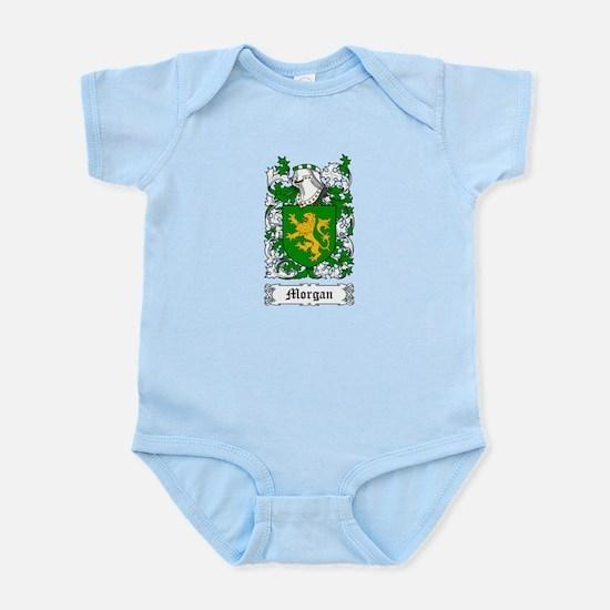 Morgan III Infant Bodysuit