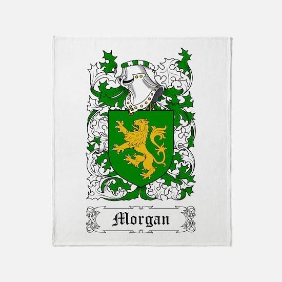 Morgan III Throw Blanket