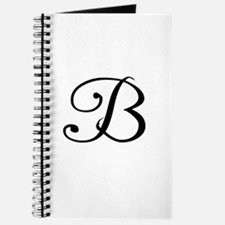A Yummy Apology Monogram B Journal
