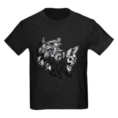 Quad Blazed Wickedness T-Shirt
