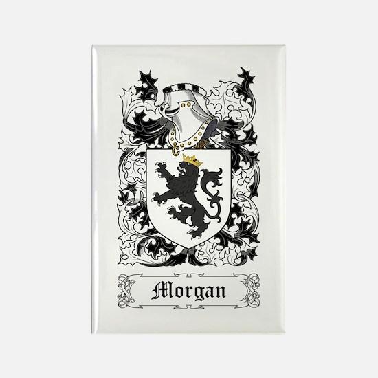 Morgan I Rectangle Magnet